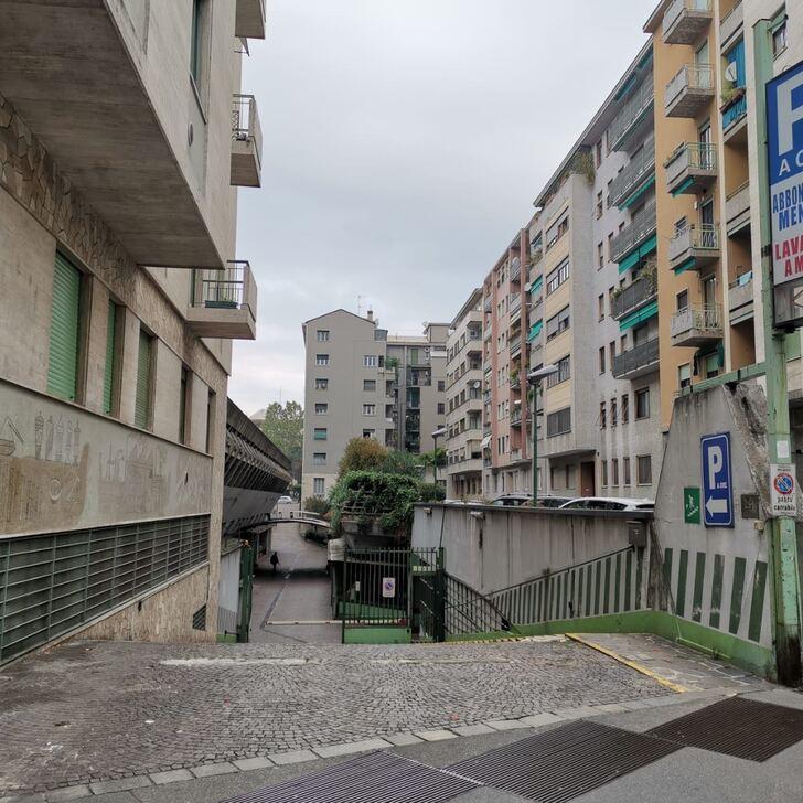 Estacionamento Público GRAN GARAGE MARZIANO (Coberto) Milano