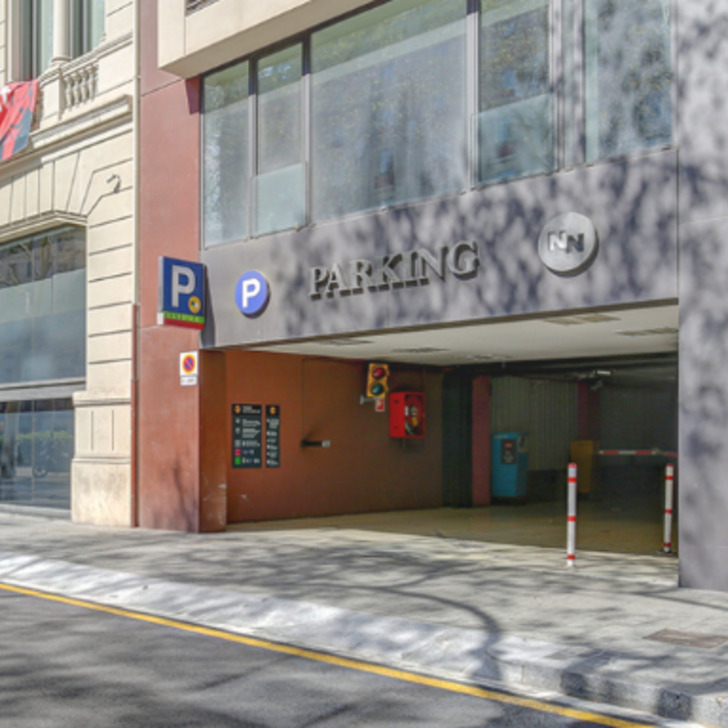N.N.GRAN VIA Public Car Park (Covered) Barcelona