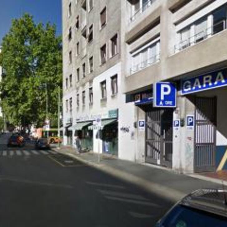 GARAGE SAMMARTINI Openbare Parking (Overdekt) Milano