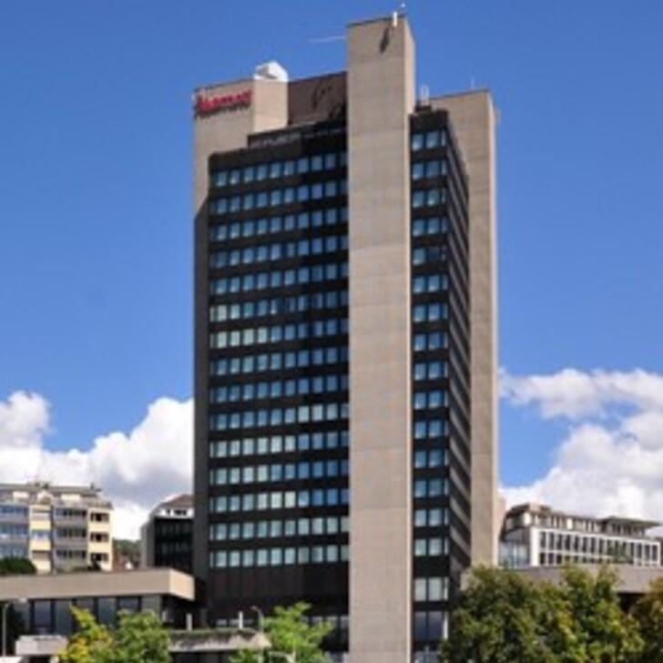 Estacionamento Hotel ZURICH MARRIOTT (Coberto) Zürich