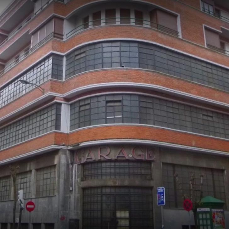Parking Public GARAJE SAN MAMÉS (Couvert) Bilbao