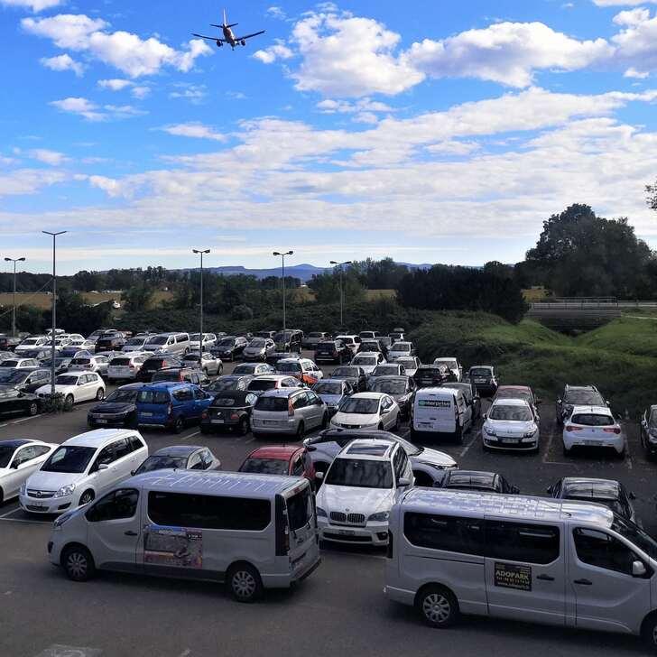 ADOPARK Discount Parking (Exterieur) Bartenheim