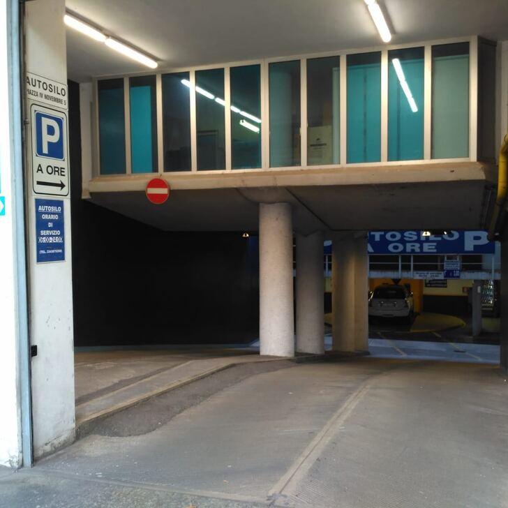Parking Público GARAGE AUTOSILO(Cubierto) Milano