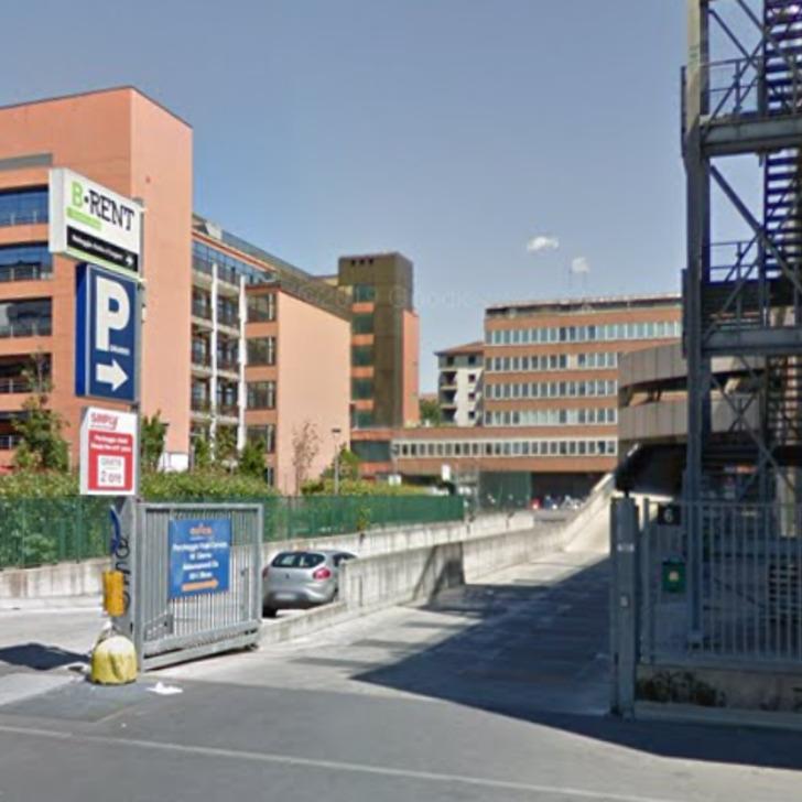 Parcheggio QUICK CORSICA (Coperto) Milano