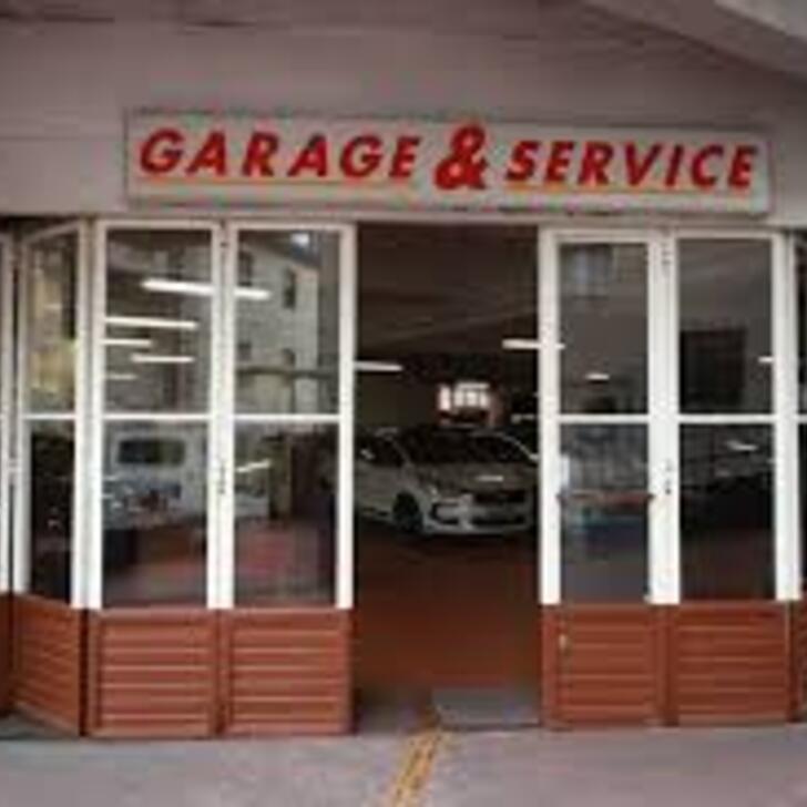 Parcheggio Pubblico GARAGE & SERVICE (Coperto) Milano