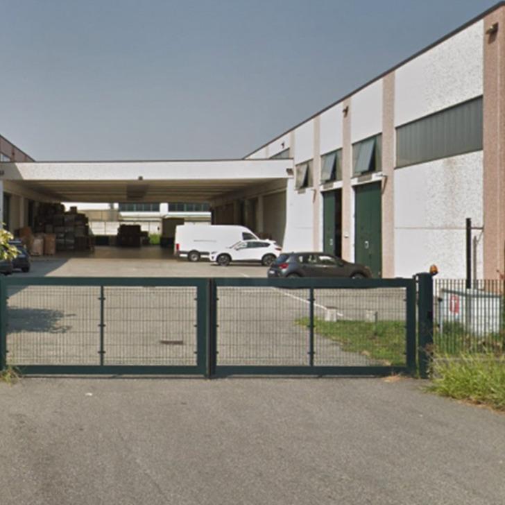 Estacionamento Low Cost DFC PARKING (Exterior) Ferno