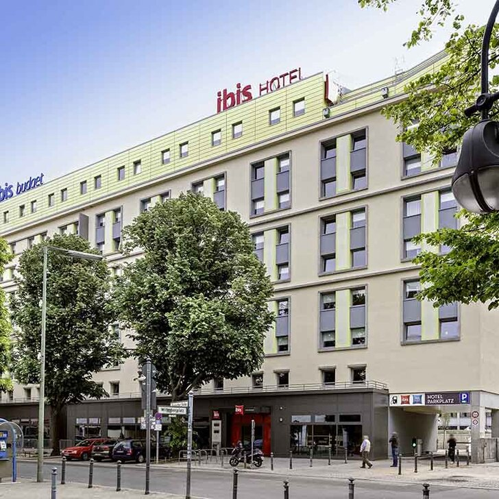 IBIS BERLIN KURFÜRSTENDAMM Hotel Parking (Exterieur) Berlin