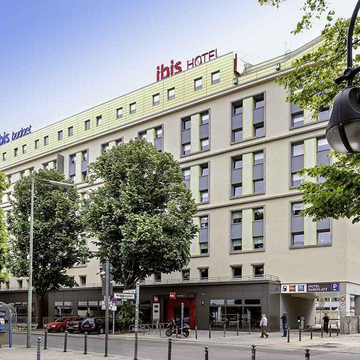 Parking Hotel IBIS BERLIN KURFÜRSTENDAMM (Exterior) Berlin