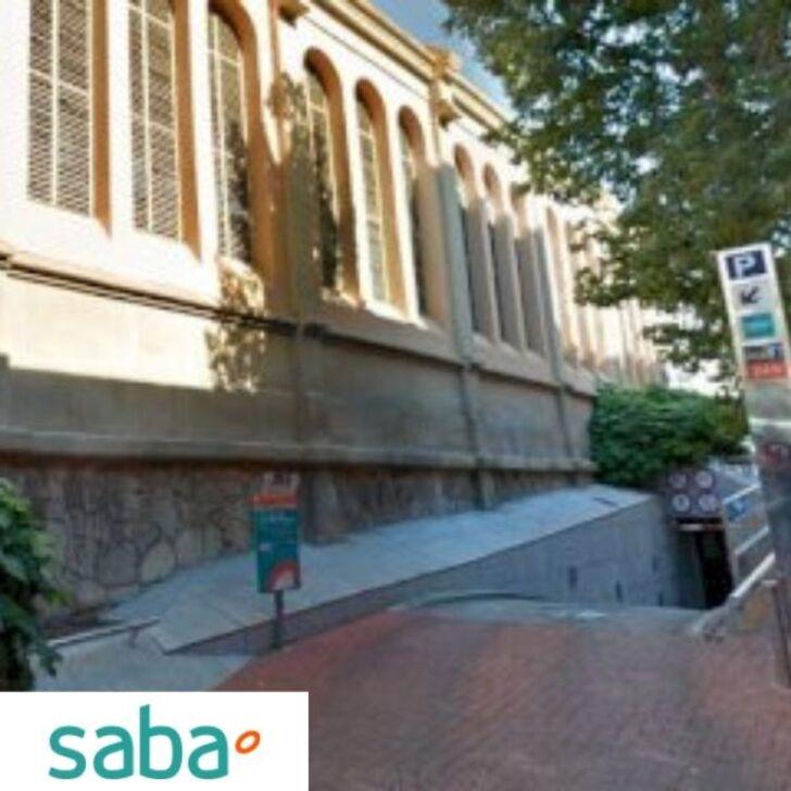 Parking Público SABA RAVAL DE MONTSERRAT (Cubierto) Mataró