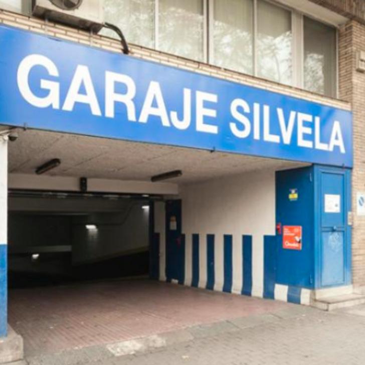 GARAJE SILVELA Public Car Park (Covered) Madrid