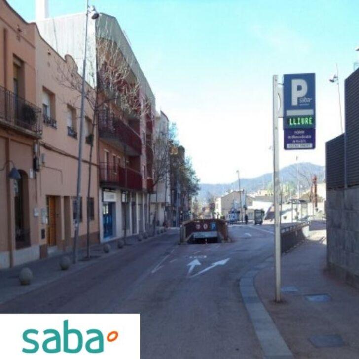 Parking Public SABA PLAZA MAYOR (Couvert) Castellar del Vallès