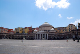 Car parks in Napoli city centre - Book at the best price