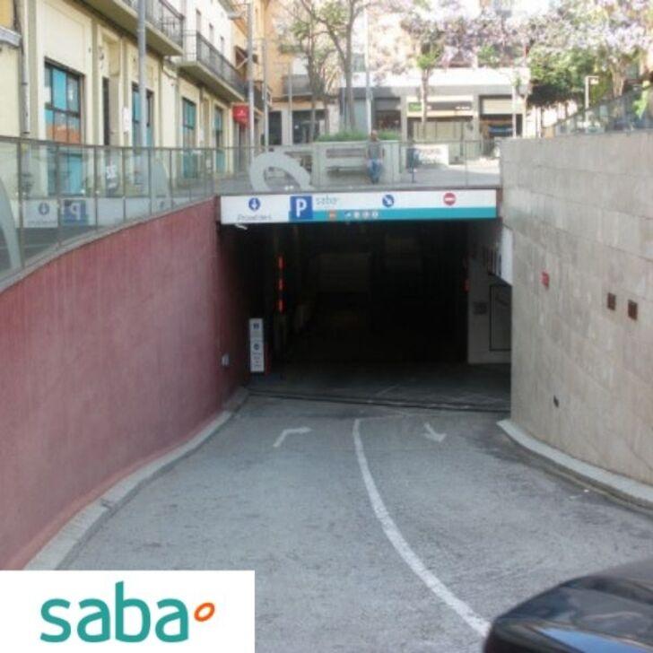 Parking Public SABA PLAZA DEL MERCADO (Couvert) Molins de Rei