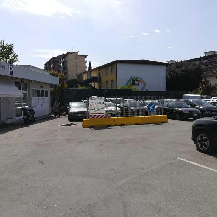 CAR PARKING FIRENZE Valet Service Car Park (External) Firenze