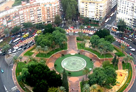 Plaza Circular  car parks in Murcia - Book at the best price