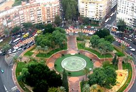 Parkings Plaza Circular en Murcia - Reserva al mejor precio