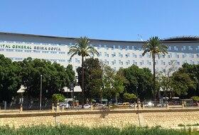 Hospital Universitario Reina Sofía car parks in Murcia - Book at the best price
