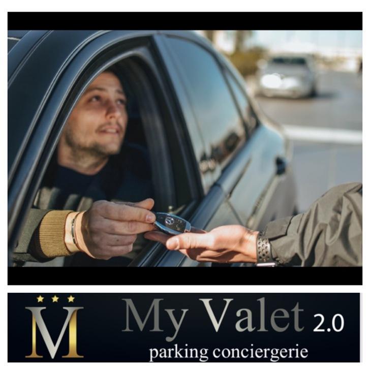 MY VALET 2.0 Valet Service Car Park (External) Orly
