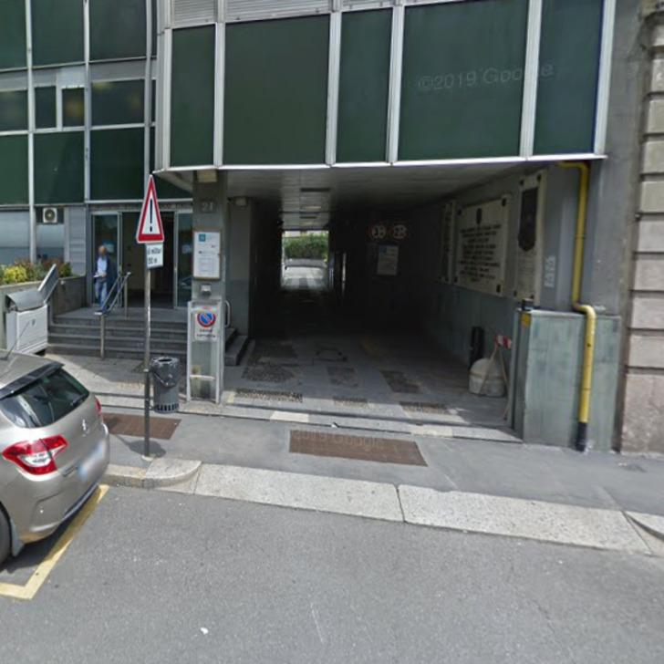 Parking Public PARKING SERVICE PACE (Couvert) Milano
