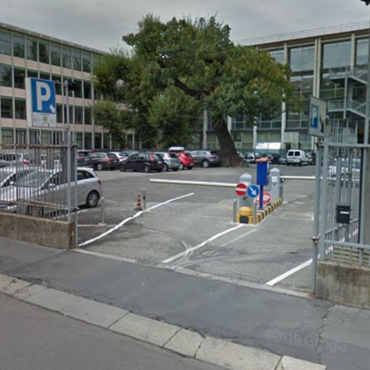 PARKING SERVICE FANTI Openbare Parking (Exterieur) Milano