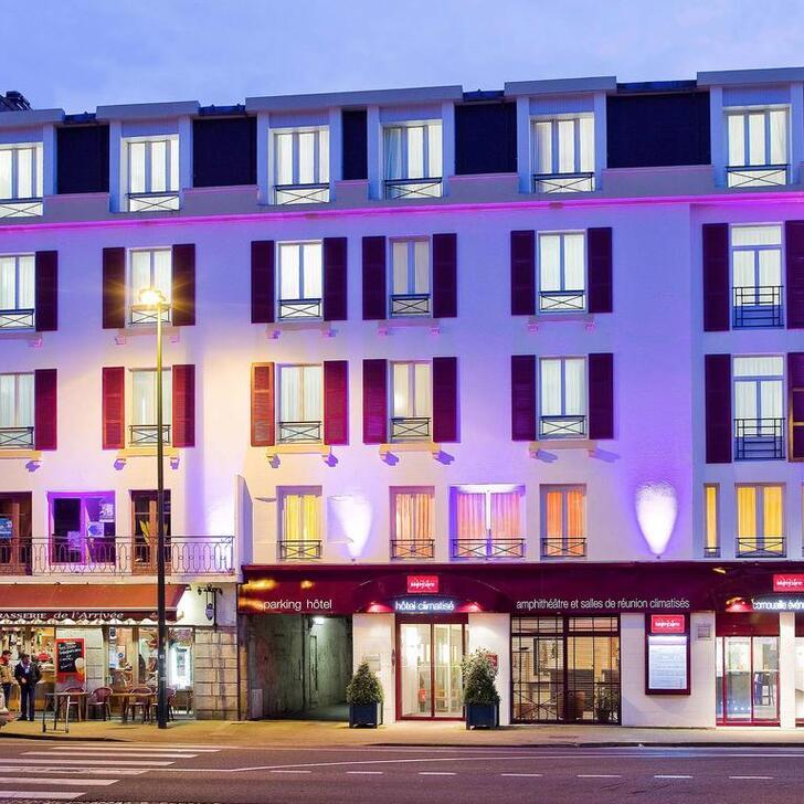 Parking Hôtel MERCURE QUIMPER GARE (Couvert) Quimper