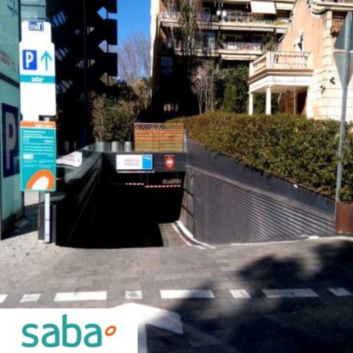 SABA CLÍNICA CIMA Public Car Park (Covered) Barcelona
