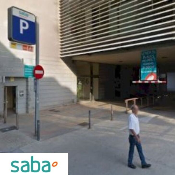 SABA CAN XAMMAR Public Car Park (Covered) Mataró