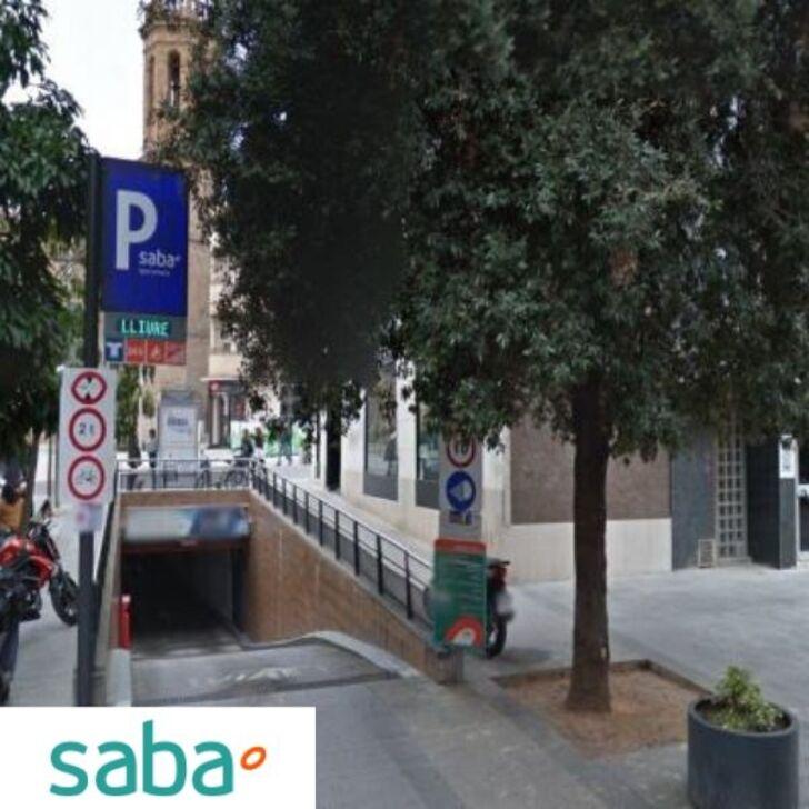 Parking Público SABA PLAZA DR. ROBERT (Cubierto) Sabadell