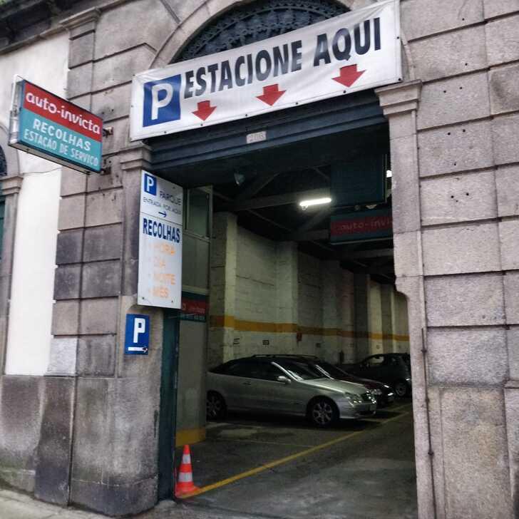 AUTO INVICTA Openbare Parking (Overdekt) Porto