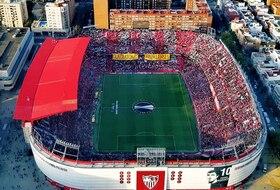 Parkeerplaatsen Estadio Ramón Sánchez Pizjuán in Sevilla - Ideaal voor spelletjes en concerten
