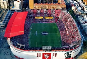 Stade Ramón Sánchez Pizjuán car parks in Sevilla - Ideal for matches and concerts