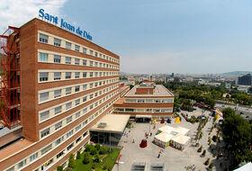 Hospital Sant Joan de Déu car parks in Esplugues de Llobregat - Book at the best price