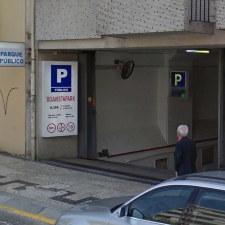 BOAVISTA PARK  Public Car Park (Covered) Porto