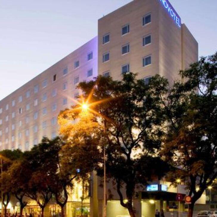 Parking Hotel NOVOTEL SEVILLA (Cubierto) Sevilla