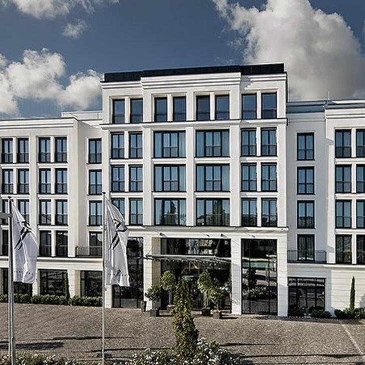 Parking Hotel PARKHOTEL STUTTGART MESSE AIRPORT (Cubierto) Leinfelden-Echterdingen