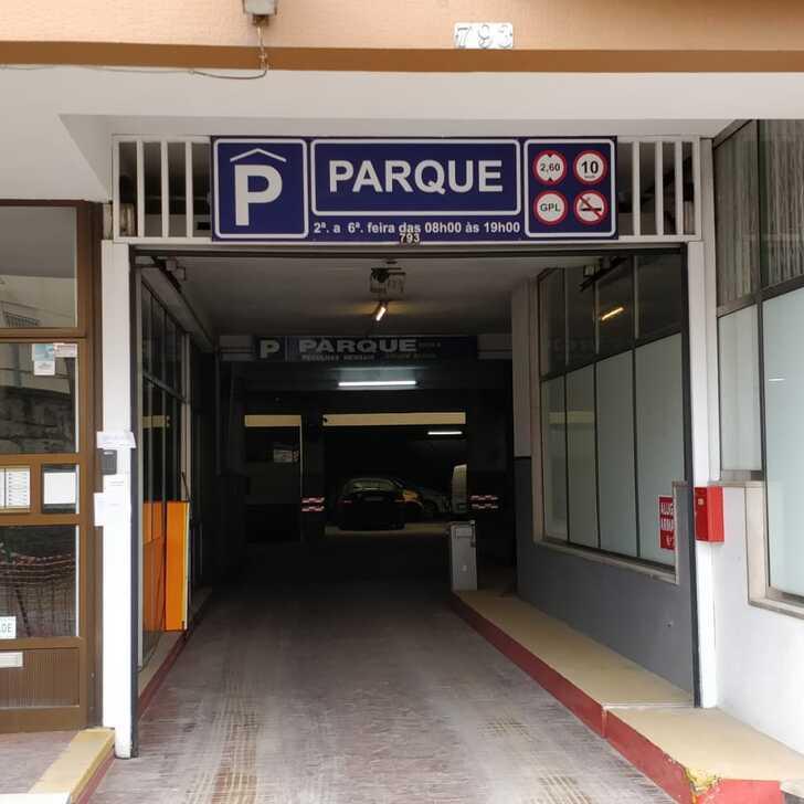 Parking Público GARAGEM BARÃO (Cubierto) Porto