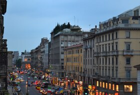 Parkings Corso Buenos Aires à Milano - Réservez au meilleur prix