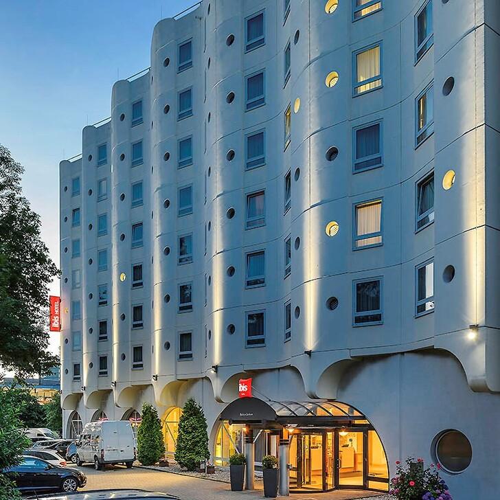 Estacionamento Hotel IBIS BOCHUM ZENTRUM (Exterior) Bochum