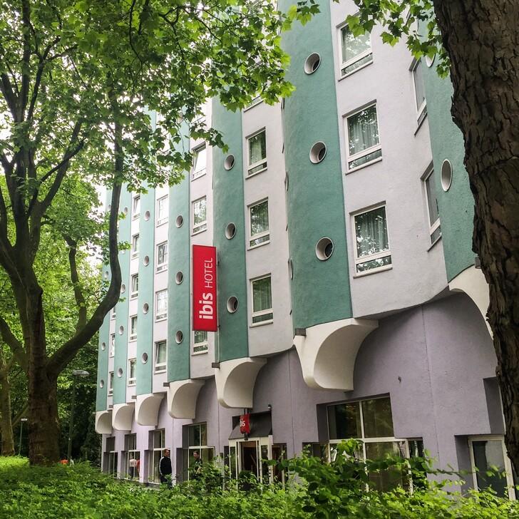 Parking Hôtel IBIS ESSEN HAUPTBAHNHOF (Extérieur) Essen