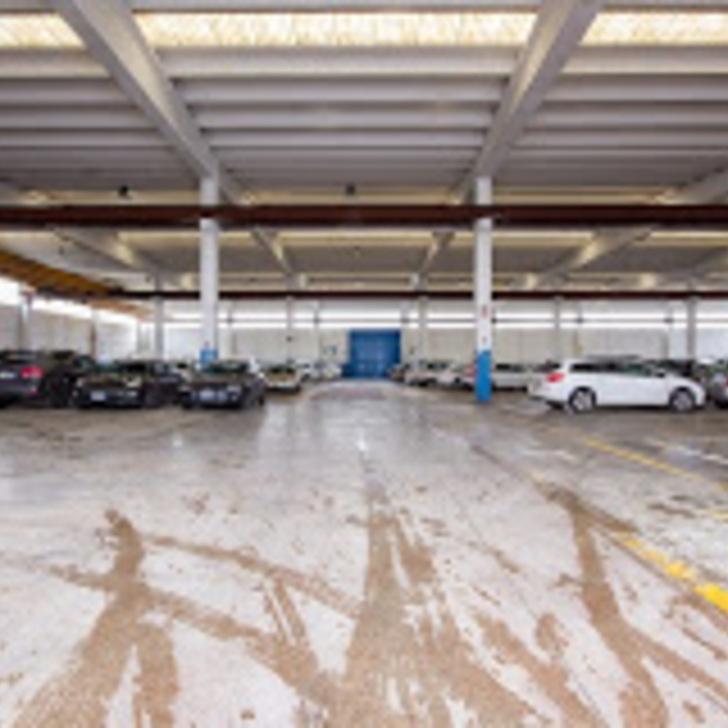 PARK TO AIR Discount Parking (Overdekt) Calderara di Reno