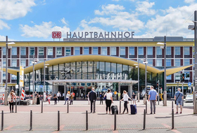 Gare centrale de Bochum  car parks in Bochum  - Book at the best price