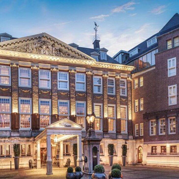Parking Hotel SOFITEL LEGEND THE GRAND AMSTERDAM (Exterior) Amsterdam