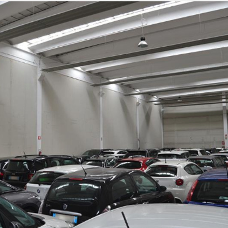 LOW COST NEW PARKING Discount Car Park (Covered) Azzano San Paolo (BG)