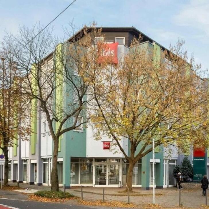IBIS BONN Hotel Car Park (Covered) Bonn