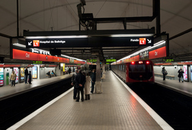 Parkeerplaatsen Estación de Clot-Aragón in Barcelona - Boek tegen de beste prijs