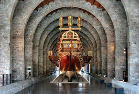 Parkings Museo Marítimo  à Barcelona - Réservez au meilleur prix