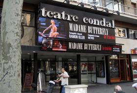 Parkings Théâtre Condal à Barcelona - Idéal spectacles