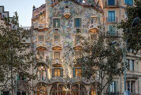 Parques de estacionamento Casa Batlló em Barcelona - Reserve ao melhor preço