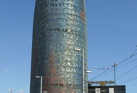 Torre Agbar car parks in Barcelona - Book at the best price