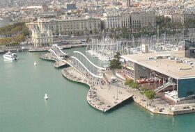 Parkings Rambla del Mar en Barcelona - Reserva al mejor precio